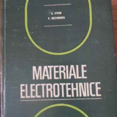 Materiale Electrotehnice - A. Ifrim, P. Notingher, 392387 - Carti Electrotehnica