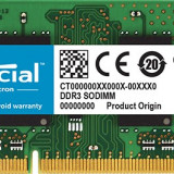 Memorii Laptop SODIMM 8GB DDR3 PC3L-14900 1866Mhz 1.35V APPLE IMAC