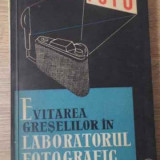 Evitarea Greselilor In Laboratorul Fotografic - S. Comanescu ,392514