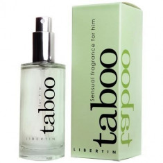 Taboo Libertin parfumuri feromoni barbati, 50ml - Stimulente sexuale