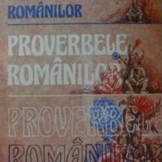 Proverbele romanilor - I. C. Hintescu - Carte Antologie