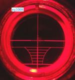 AOE EG Boshile arma vanatoare pusca airsoft reticul luminos 6-24X56 EG