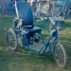 Tricicleta pers cu dizabilitati - ATV Yamaha