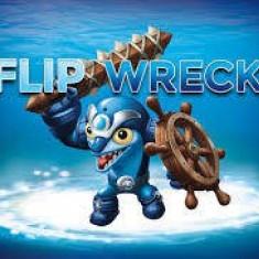 SKYLANDERS TRAP TEAM FIGURKA FLIP WRECK Activision