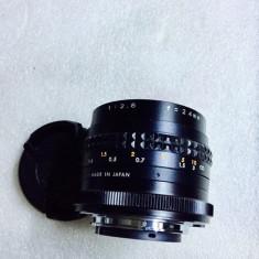Vand obiectiv pe montura NIKON 2.8 f=24mm AI S - Obiectiv DSLR