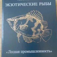 Pesti Exotici (in Lb. Rusa) - A.m. Kocetov, 392291 - Carti Agronomie