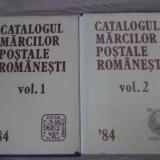 Catalogul Marcilor Postale Romanesti Vol.1-2 - Necunoscut ,392396