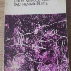 Pe Urmele Unor Animale Rare Sau Nemaintalnite - Igor Akimuskin, 392501 - Carti Agronomie