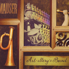Mauser - Art-illery's Band (1 CD) - Muzica Rock a&a records romania