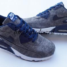 ADIDASI NIKE AIR MAX - Adidasi barbati Nike, Marime: 42, Culoare: Din imagine, Piele sintetica