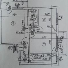 Inchiriez apartament Gara de Nord 3 camere ! - Apartament de inchiriat, 65 mp, Numar camere: 3, An constructie: 1972, Etajul 6