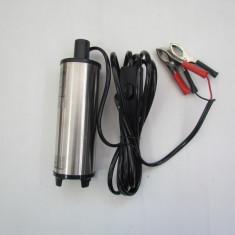 Pompa electrica de transfer combustibil autoturisme 12V si alta pe 24V