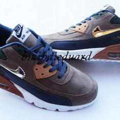 ADIDASI NIKE AIR MAX - Adidasi barbati Nike, Marime: 40, 41, 43, 44, Culoare: Din imagine, Piele sintetica