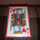 Carti de joc plastificate