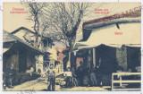 3751 - ADA-KALEH, Bazar - old postcard - used - 1903, Circulata, Printata
