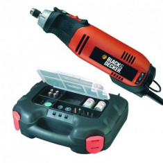 Unealta multifunctionala rotativa Black&Decker RT650KA 90W