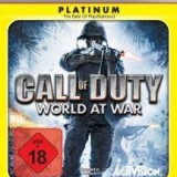 PS3 CALL OF DUTY WAW PL platinium
