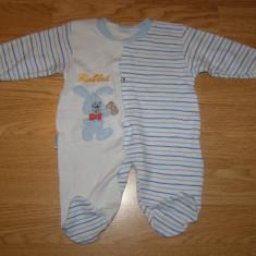 Salopeta pentru copii nounascut de 3-5 luni de la bitanesi, Marime: Masura unica, Culoare: Din imagine, Unisex