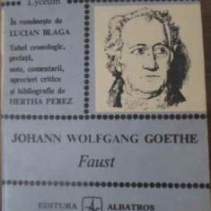 Faust - Johann Wolfgang Goethe, 392409 - Carte Teatru