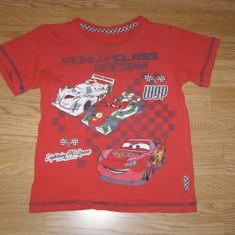 Tricou cars pentru copii baieti de 4-5 ani, Marime: Masura unica, Culoare: Din imagine