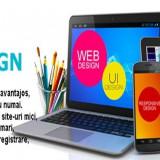 Web design, site, site-uri, magazin online, optimizare web