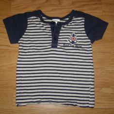 Tricou pentru copii nounascut baieti de 6-9 luni, Marime: Masura unica, Culoare: Din imagine