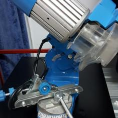 Aparat ascutit lant fierastrau GUDE P 2300 A - Masina de ascutit