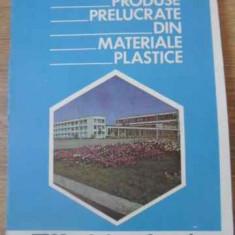 Produse Prelucrate Din Materiale Plastice - Moldoplast, 392297 - Carti Constructii