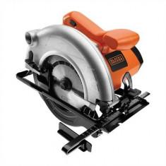 Ferastrau circular cu adancime de taiere de 55 mm Black&Decker CD601, 1100W - Fierastrau circular
