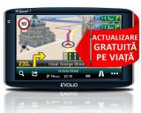 GPS Evolio Hi-Speed 5 Camion, TIR, Autoturism NAVIGATII GPS  Full Europa 2017, Toata Europa, Lifetime