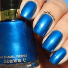 OJA REVLON COLORSTAY NAIL ENAMEL 460 MYSTERIOUS, Albastru