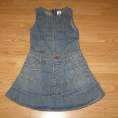Rochie sarafan pentru copii fete de 6-7 ani de la palomino, Marime: Masura unica, Culoare: Din imagine