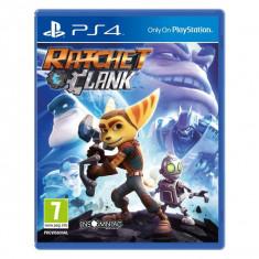 Joc PS4 RATCHET CLANK, original, nou, garantie - Jocuri PS4, Actiune, 3+, Multiplayer