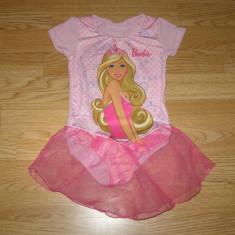 Costum de baie barbie pentru copii fete de 2-3 ani, Marime: Masura unica, Culoare: Din imagine