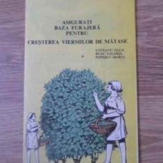 Asigurati Baza Furajera Pentru Cresterea Viermilor De Matase - Coteanu Olga, Rusu Valeria, Popescu Maria, 392225 - Carti Agronomie