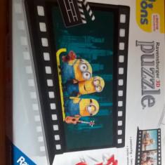 Puzzle Altele 3D Minionii Ravensburger