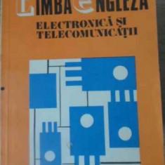 Limba Engleza Electronica Si Telecomunicatii - Monica Ionescu, 392389 - Carte in engleza
