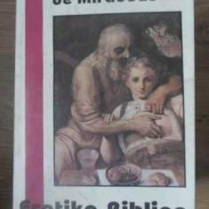 Erotika Biblion - Contele De Mirabeau, 392325 - Roman dragoste