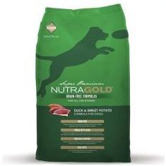 NUTRA GOLD Duck&Sweet Potato GRAIN FREE - 2, 25 kg - Hrana caini