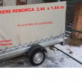Inchiriere remorca auto 750 kg - Utilitare auto