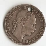1 FLORIN 1883, Europa