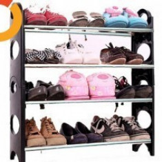 Raft Suport Pentru 12 Perechi De Incaltaminte Stackable Shoe Rack - Pantofar hol
