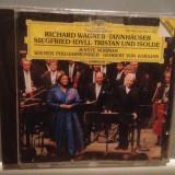 WAGNER - THE ESSENTIAL -Von KARAJAN (1988/POLYDOR/RFG) - CD ORIGINAL/Sigilat/Nou