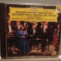 WAGNER - THE ESSENTIAL -Von KARAJAN (1988/POLYDOR/RFG) - CD ORIGINAL/Sigilat/Nou - Muzica Clasica universal records