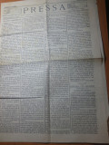 ziarul pressa 24 decembrie 1872-art despre constatinopol si  heliade radulescu