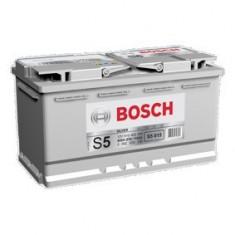 Baterie Auto Bosch S5 110Ah 920A, 100 - 120