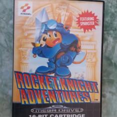 JOC MEGA DRIVE Rocket Knight Adventures, KONAMI - Jocuri Sega