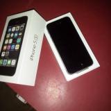 iPhone 5S Apple, 16 GB NOU, Gri, Neblocat