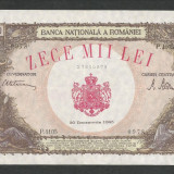 ROMANIA 10000 10.000 LEI 20 DECEMBRIE 1945 [9] XF+ - Bancnota romaneasca