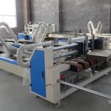 Masina automata de lipit si pliat carton